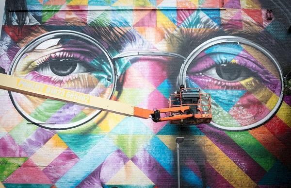Bristol Festival Graffiti