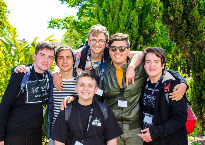 Sommercamp Irland