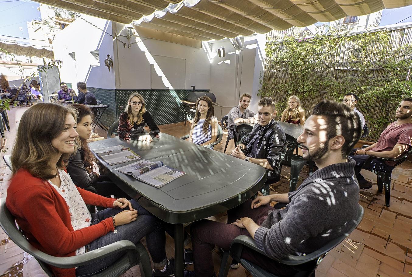 Spanien Sommercamp
